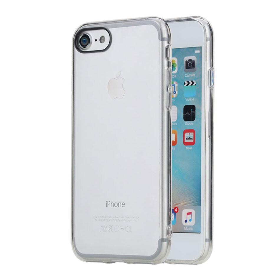 Пластиковый чехол ROCK Pure Series Transparent для iPhone 7/8