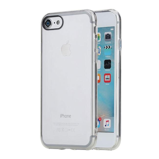Пластиковый чехол ROCK Pure Series Transparent для iPhone 7