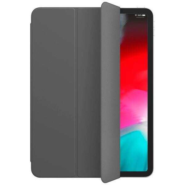 "Чехол-обложка для iPad Pro 12.9"" (2018) iLoungeMax Smart Folio Gray OEM"