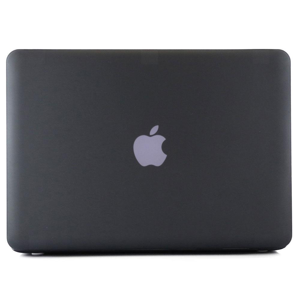 """Купить Черный пластиковый чехол oneLounge Soft Touch для MacBook Pro 15.4"""""""