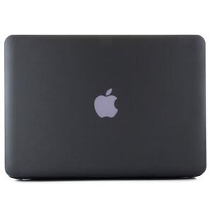 """Купить Черный пластиковый чехол Soft Touch для MacBook Pro 15.4"""""""