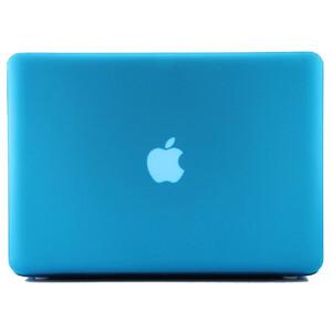 """Купить Синий пластиковый чехол Soft Touch для MacBook Pro 15.4"""""""