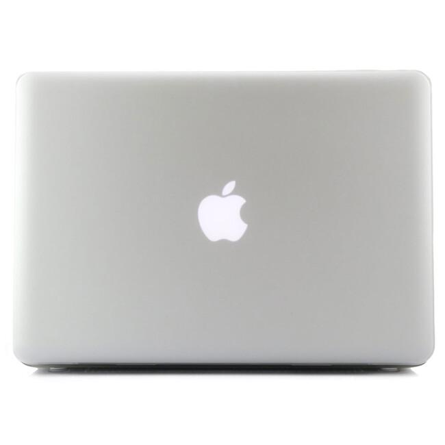 """Прозрачный пластиковый чехол Soft Touch для MacBook Pro 13.3"""""""