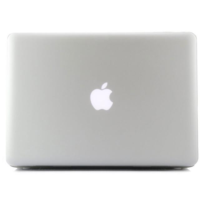 """Прозрачный пластиковый чехол Soft Touch для MacBook Pro 15.4"""""""