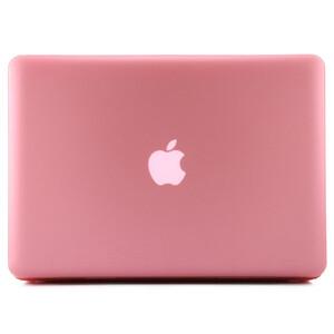 """Купить Розовый пластиковый чехол Soft Touch для MacBook Pro 13.3"""""""