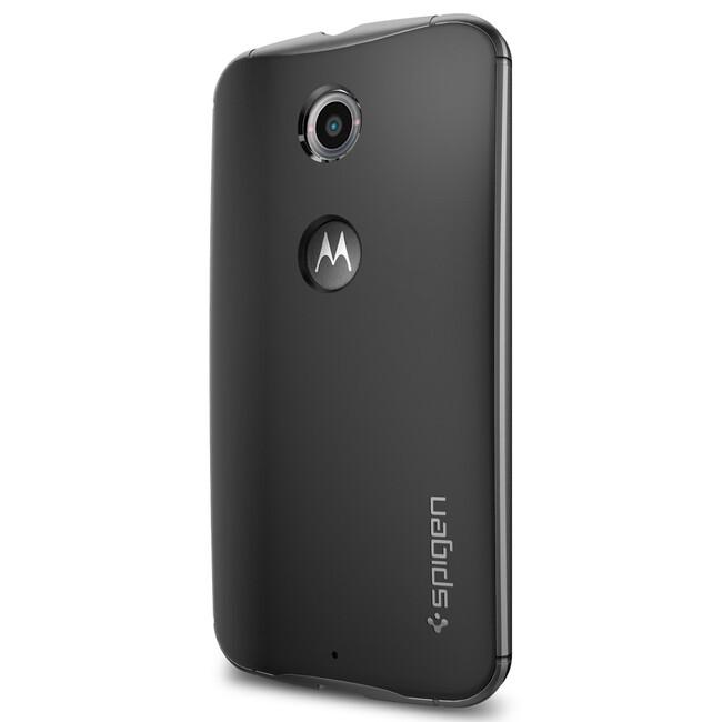 Чехол Spigen Neo Hybrid Gunmental для Motorola Nexus 6