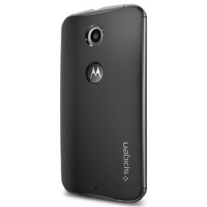Купить Чехол Spigen Neo Hybrid Satin Silver для Motorola Nexus 6
