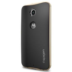 Купить Чехол Spigen Neo Hybrid Champagne Gold для Motorola Nexus 6