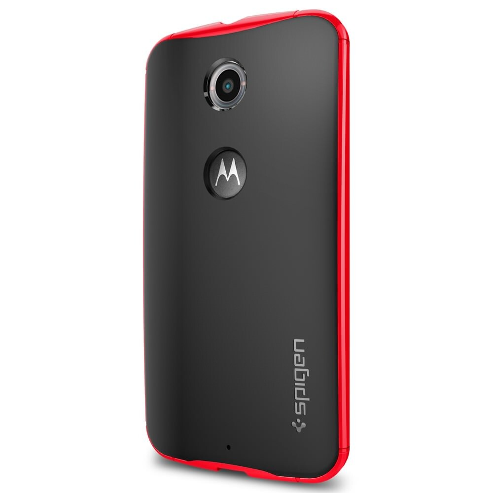 Чехол Spigen Neo Hybrid Dante Red для Motorola Nexus 6