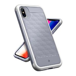 Купить Чехол Caseology Parallax Ocean Gray для iPhone X