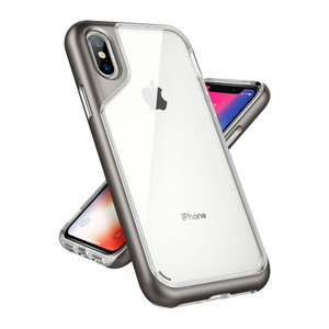 Купить Чехол Caseology Skyfall Warm Gray для iPhone X