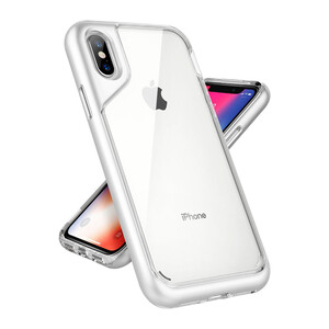 Купить Чехол Caseology Skyfall White для iPhone X