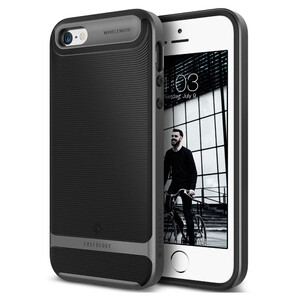 Купить Чехол Caseology Wavelength Black для iPhone 5/5S/SE