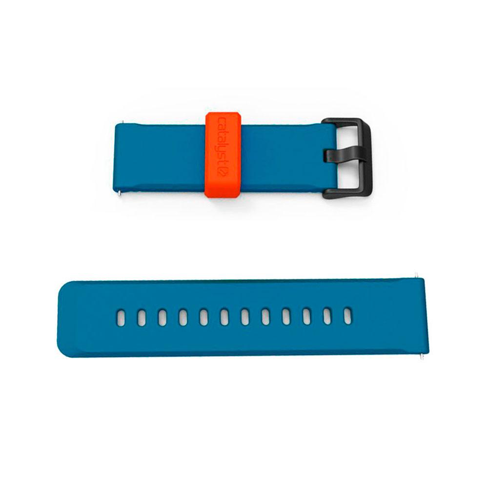 Купить Силиконовый ремешок Catalyst 24mm Watch Band Blueridge Sunset для Apple Watch 42mm | 44mm SE | 6 | 5 | 4 | 3 | 2 | 1