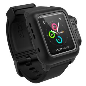 Купить Водонепроницаемый чехол Catalyst Stealth Black для Apple Watch Series 2/3 38mm