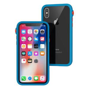 Купить Противоударный чехол Catalyst Impact Protection Blueridge/Sunset для iPhone X/XS
