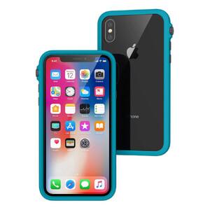 Купить Противоударный чехол Catalyst Impact Protection Glacier Blue для iPhone X/XS