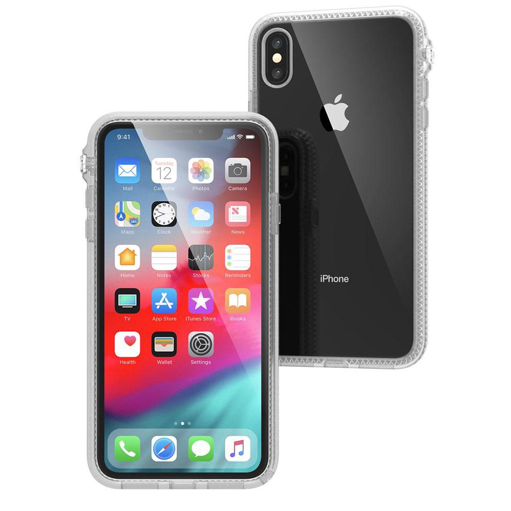 Купить Противоударный чехол Catalyst Impact Protection Clear для iPhone XS Max