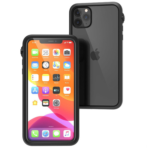 Противоударный чехол для iPhone 11 Pro Max Catalyst Impact Protection Black