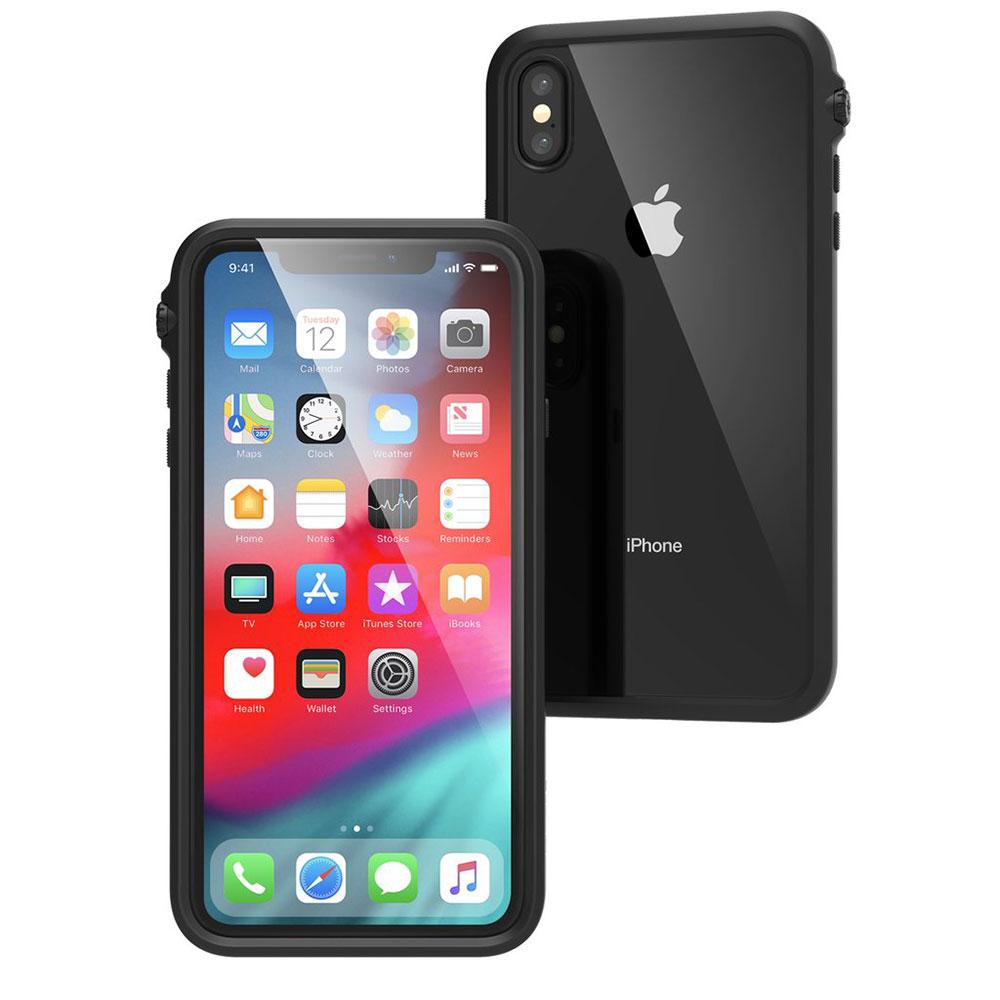 Купить Противоударный чехол Catalyst Impact Protection Stealth Black для iPhone XS Max