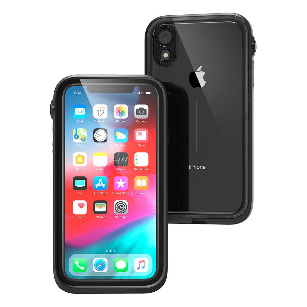 Купить Водонепроницаемый чехол Catalyst Waterproof Stealth Black для iPhone XR