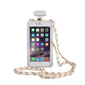 Купить Чехол-сумочка Chanel №5 Clear для iPhone 6/6s