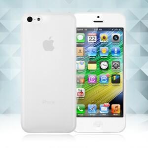 Купить Прозрачный ультратонкий чехол O'Thinner 0.2mm для iPhone 5C