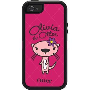 Купить Чехол Otterbox Defender Olivia Pink для iPhone 5/5S/SE