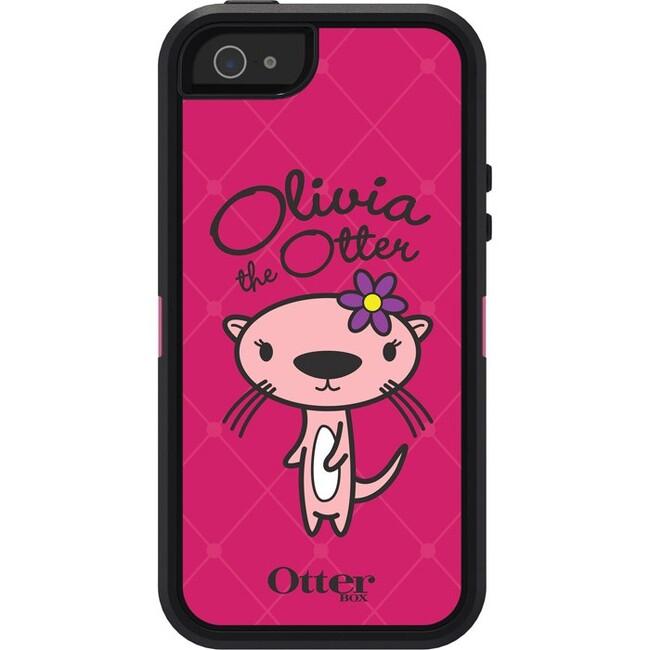 Чехол Otterbox Defender Olivia Pink для iPhone 5/5S/SE