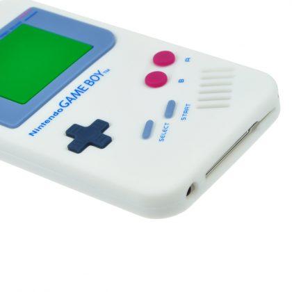 Силиконовый чехол Game Boy для iPod Touch 4