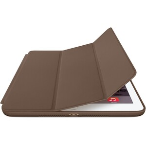 Купить Чехол Apple Smart Case Olive Brown (MGTR2) для iPad Air 2