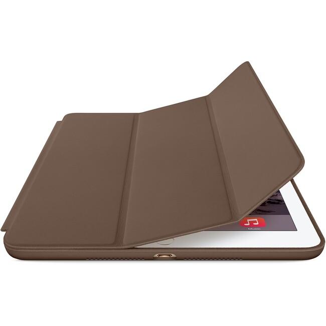 Чехол Apple Smart Case Olive Brown (MGTR2) для iPad Air 2