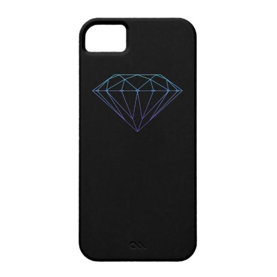 "Чехол Bart ""Black Diamond"" для iPhone"