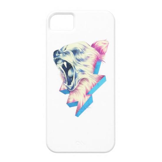 """Чехол Bart """"Electro Bear"""" для iPhone"""