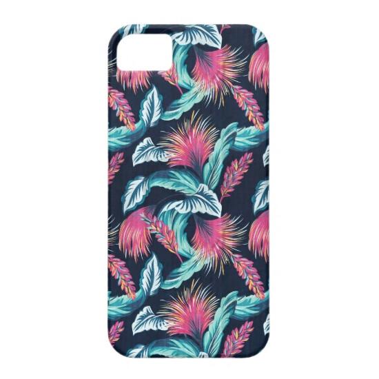"""Чехол Bart """"Flowers Pattern"""" для iPhone"""