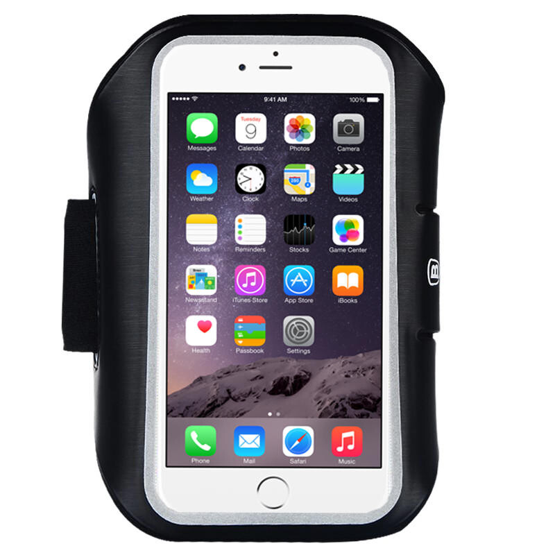 Спортивный чехол Baseus Sports Armband для iPhone 6/6S и iPhone 5/5S/SE