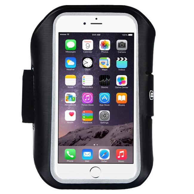 Спортивный чехол Baseus Sports Armband для iPhone 6/6S/7 и iPhone 5/5S/SE