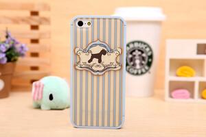 Купить Чехол Vintage Dog для iPhone 5/5S/SE