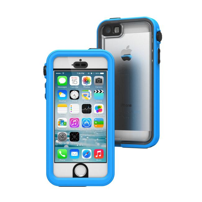 Водонепроницаемый чехол Catalyst Pacific Blue для iPhone 5/5S/SE