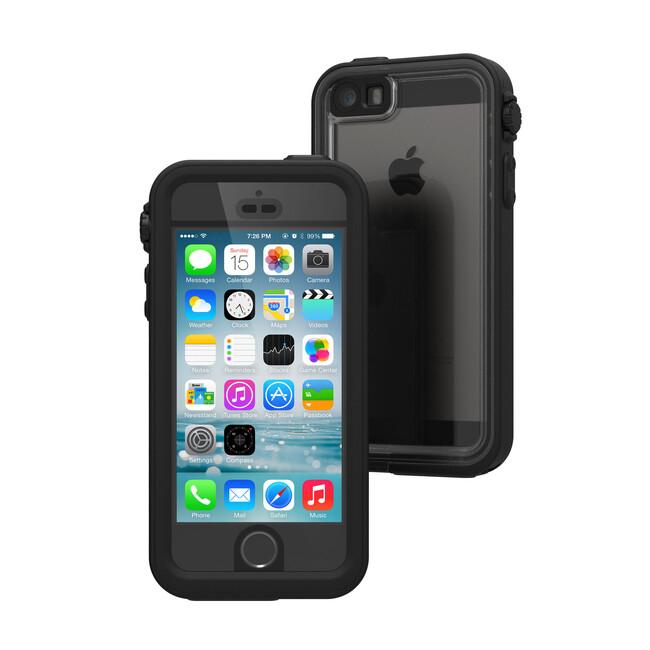 Водонепроницаемый чехол Catalyst Stealth Black для iPhone 5/5S/SE