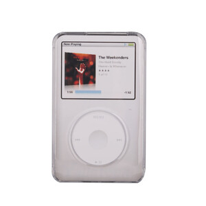 Купить Прозрачный чехол Crystal для iPod Classic