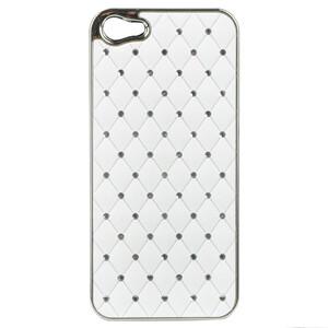 Купить Чехол Minjes Swarovski White для iPhone 5/5S/SE