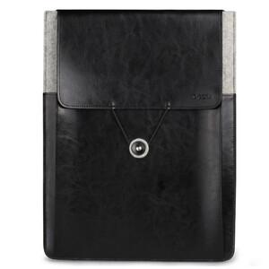 Купить Кожаный чехол d-park Vintage Envelope Black для MacBook Air/Pro 13