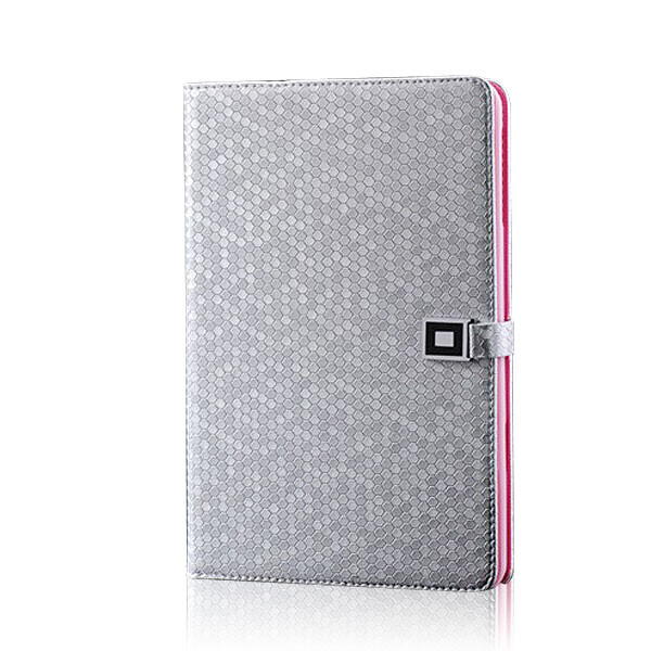 Чехол Bling Diamond Silver для iPad mini 3/2/1