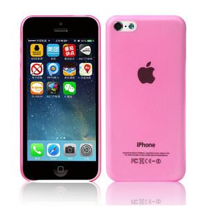 Купить Ультратонкий чехол DiscoveryBuy Wing Pink 0.4mm для iPhone 5C