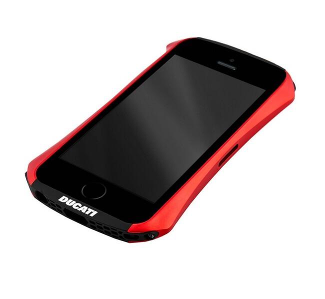 Чехол Draco Ducati Ventare A Red для iPhone 5/5S/SE
