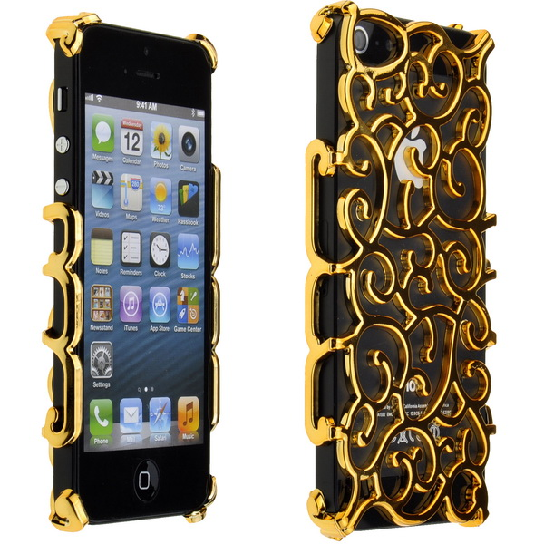 Чехол Artistic Palace Gold для iPhone 5/5S/SE