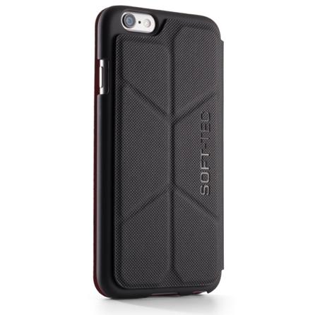 Чехол Element Case Soft-Tec Black/Red для iPhone 6/6s