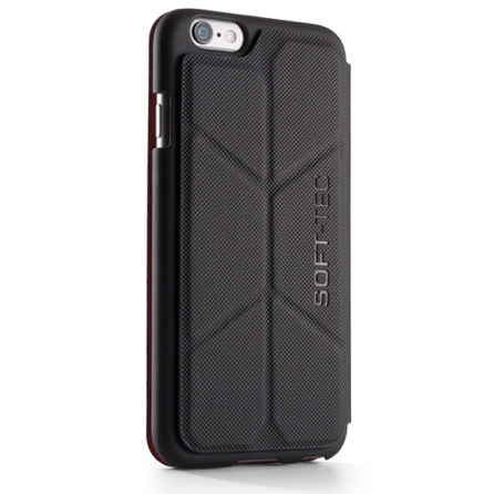 Чехол Element Case Soft-Tec Black/Red для iPhone 6/6s