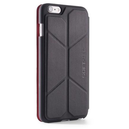 Чехол Element Case Soft-Tec Black/Red для iPhone 6 Plus/6s Plus